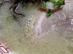 料理:ラーメンスープ@博多めんとく屋ラーメン