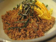 9ランチ:鶏そぼろ丼サービス@居酒屋・井戸端・博多川端商店街