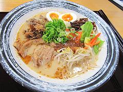 10熊本とんこつラーメン火の国@SAPA麺王決定線2012