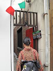 外観:VIP専用口(笑)@ハカタネーゼ・エノテカ・リツ・清川