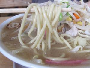17チャンポン麺@長浜ラーメン