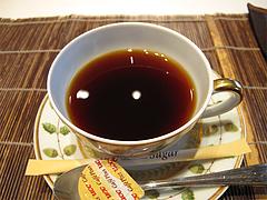 料理:コーヒー(or紅茶・orジュース)@中村孝明・ホテルマリターレ創世・久留米