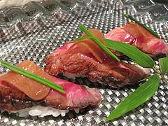 9夜:和牛たたきのお寿司@たつみ寿司・総本店・博多