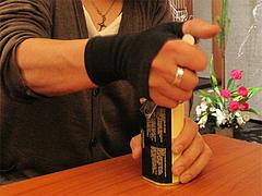 5開ける@LARNAUDIE(ラルノーディー)・フォアグラ缶詰