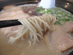 13ランチ:半焼豚らーめん麺@ラーメン神