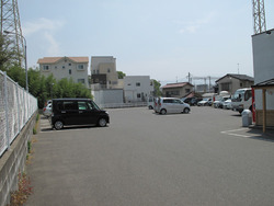 16駐車場@博多うどんセンター・中野屋総本店