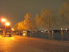 外観:大濠公園@レストラン花の木・福岡