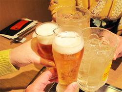3乾杯@力飯店