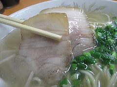 11ランチ:ラーメンチャーシュー2枚@中華料理・李華・六本松