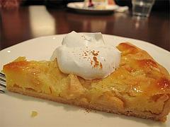 料理:アップルタルト@イタリア料理カプリチョーザ博多デイトス店