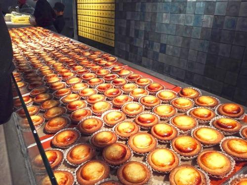 【福岡】まだ行列(笑)♪@BAKE cheese tart(ベイクチーズタルト) 天神地下街店