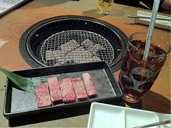 料理:ソフトドリンク飲み放題788円・黒ウーロン@牛角・東比恵店