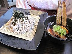 ランチ:空撮@博多つけ蕎麦・串揚げ・博多大乗路・櫛田神社