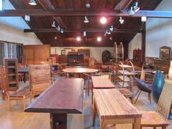 24二階フロア@いわい家具・ウッドスタイルカフェ