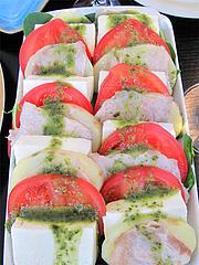 4男の手料理・塩豆腐@ワイン会