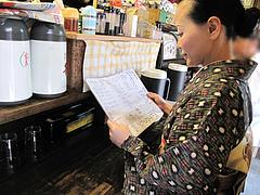3店内:カウンター@屋台KENZO Cafe(ケンゾーカフェ)・きたなトラン