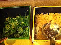 料理:ネギと揚玉@ウエストうどん居酒屋祇園店・博多