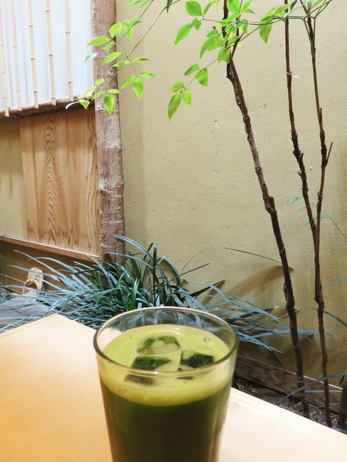 【広島】お茶カフェでアイス抹茶♪@田頭茶舗 広島金座街店