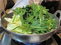 6料理:モツ鍋@もつ鍋・楽天地・西中洲