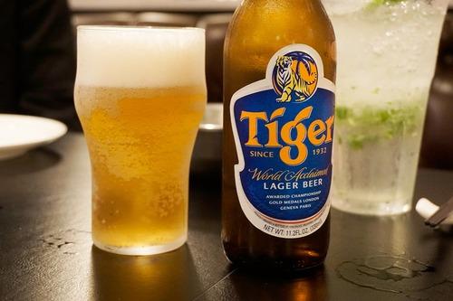 8タイガービール