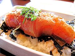 料理:めんたい重の基本@元祖博多めんたい重・西中洲