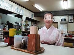 店内:涼麺650円@しばらく平和台店・大手門