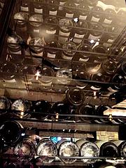 店内:ワインセラー@ラ・ターブル・ド・プロヴァンス・赤坂
