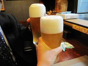 6乾杯@びすとろまん坊