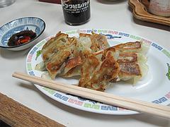 料理:餃子@博多ラーメンしばらく・大手門