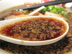 11ランチ:中洲ブラックスープ@ホウテン食堂・奉天本家・中洲