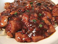 10ランチ:麻婆豆腐麺500円@チャイナダイニング劉(りゅう)・中華・薬院