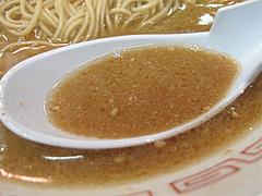 料理:ラーメンのスープ@琉王・ラーメン・大橋