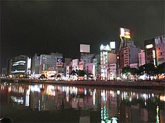店内:中州の夜景@博多なゝ草(はかたななくさ)・西中洲
