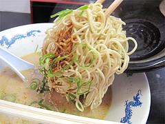 料理:替玉入れよう♪@麺屋一矢・住吉店