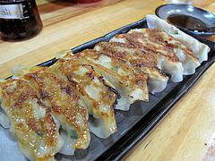 料理:餃子380円@一竜・川端商店街