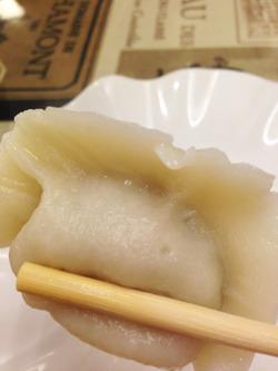 5蛤の餃子がん見@マルコキッチン