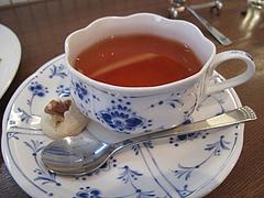 26ランチ:紅茶@食堂シェモア・フレンチ・イタリアン・洋食