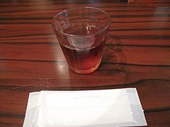 店内:お茶@あきこのちゃんぽん・薬院