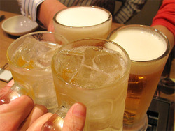 2乾杯@力飯店