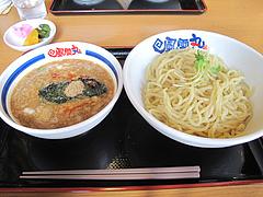 7ランチ:つけ麺750円400gあつもり@濃厚つけ麺・風雲丸・福岡鶴田店
