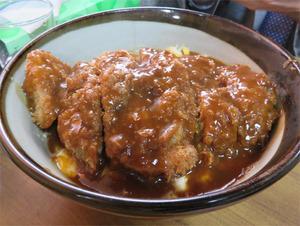 8ジャンボカツ丼@たつ