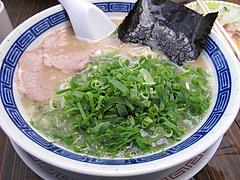料理:ラーメン空撮@まんぼ亭・赤坂門市場