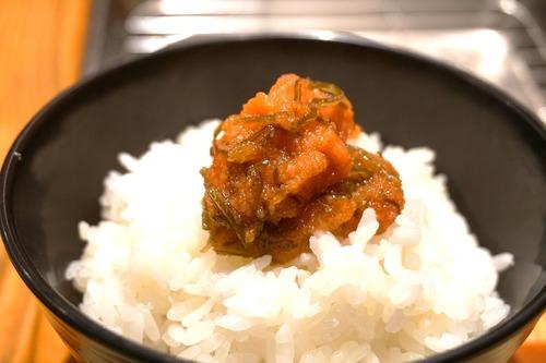 【福岡】明太子食べ放題の天ぷら定食店♪@博多天ぷら たかお 福岡パルコ店