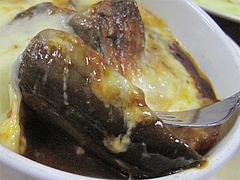 料理:博多なすのブルゴーニュ風アップ@ワイン角打ち・赤木酒店・大橋