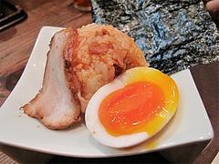 料理:一風堂からか麺のトッピングとおにぎり@博多一風堂・塩原本舗・福岡