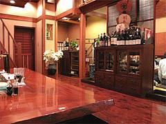 店内:カウンターその2@博多なゝ草(はかたななくさ)・西中洲