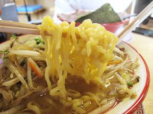 14野菜ラーメンちじれ@麺屋香