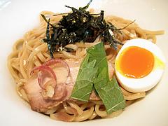 ランチ:季節のつけ麺アップ@ラーメン・博多五行・今泉