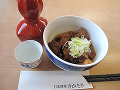 昼間ですがなにか?@日本料理さかたり・防府天満宮