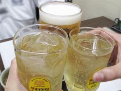 5乾杯@花のれん